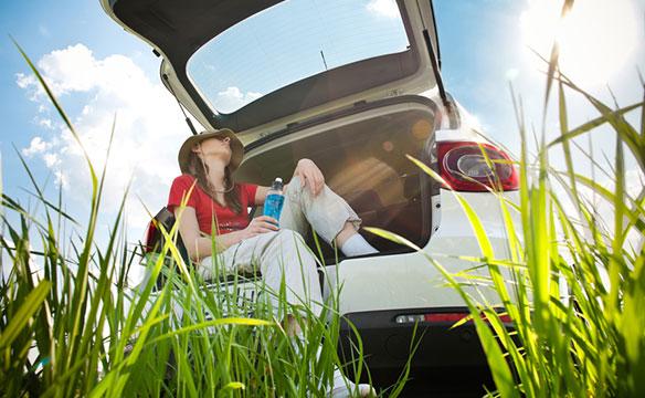 השכרת רכב: טיפים לטיול קמפינג מוצלח